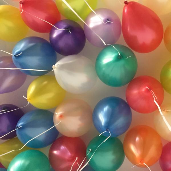 globos suertidos GlobHe globos con helio