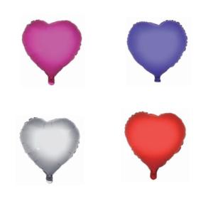 globo corazon con helio